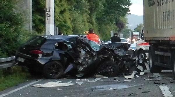 Avrupa'da Ölümlü Kazalar Azaldı