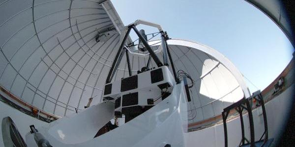 Avrupa'nin En Iyi Uydusunun Gözlem Ağina Katildik