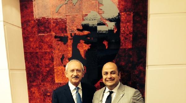 Avukat Ergün'den Kılıçdaroğlu'na Ziyaret