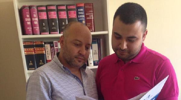 Avukata 'yaka Kartı' Davası