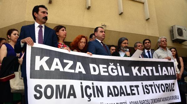 Avukatlar, Soma'da Meslektaşlarına Yönelik Müdahaleyi Kınadı