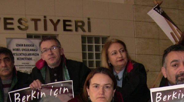 Avukatlardan Sessiz Eylem