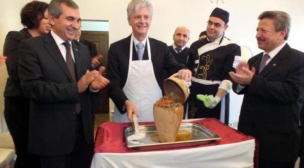 Avusturya Büyükelçisi: 50 Yil Önce Türk Göçmenlerin Birkaç Yil Çalişip Dönecekleri Düşünülmüştü