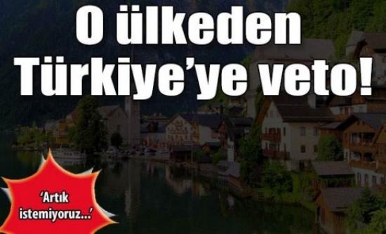Avusturya'da şaşırtan Türkiye kararı