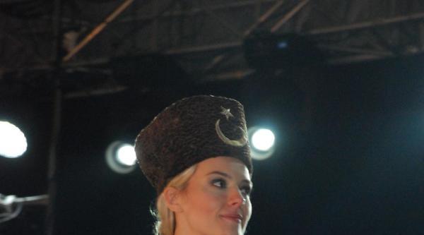 Aydın Atatürk Kent Meydanı Açılışında Hadise Konser Verdi
