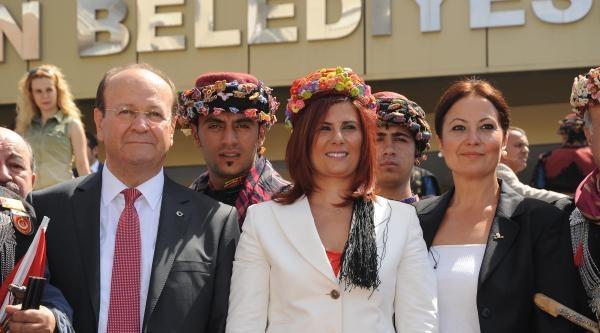 Aydın Büyükşehir'de Topuk Sesleri
