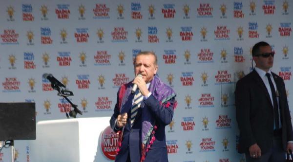 Aydın'da Konuşan Erdoğan: Menderes'e Yapılanları Bugün Bana Yapıyorlar