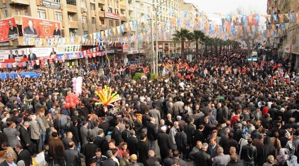 Aydın'da Konuşan Erdoğan: Menderes'e Yapılanları Bugün Bana Yapıyorlar (2)