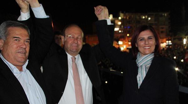 Aydın'da Seçimi Chp Adayı Özlem Çerçioğlu Kazandı