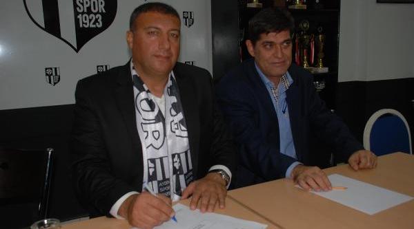Aydinspor 1923 Mustafa Ceviz'e Emanet