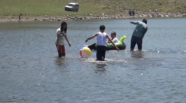 Aygır Gölü Turizme Kazandırılıyor