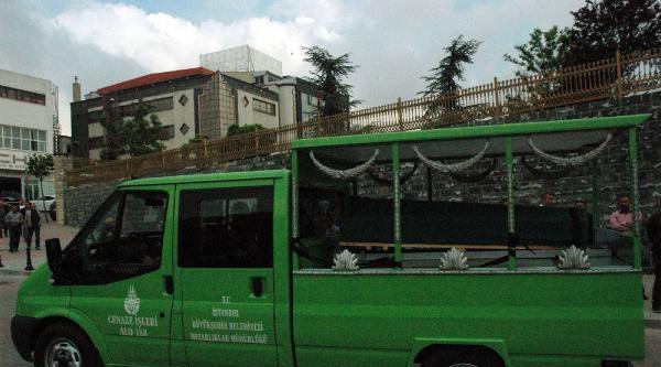 Ayhan Yılmaz'ın Cesedi Adli Tıp Kurumu'nda Alındı