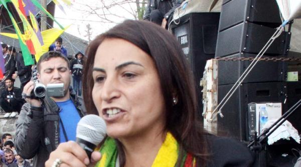 Aysel Tuğluk: 30 Mart Hırsızlar İle Özgürlük İsteyenlerin Seçimi Olacak
