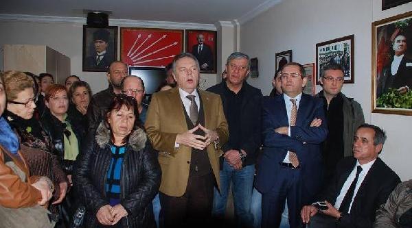 Ayvalik Belediye Başkani Türközen Chp'Den Istifa Etti