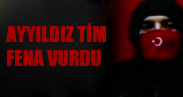 AYYILDIZ TİM HOLLYWOOD'U HACKLEDİ