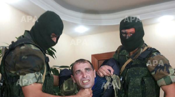 Azerbaycan Sınırını Geçmek İsteyen 4 Ermenistan Ajanı Öldürüldü