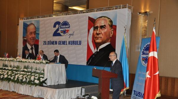 Azerbaycan'da Tusiab'ın Yeni Başkanı Yavuz Keleş