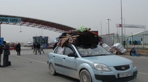 Azez'de Işid Çekildi, Suriyeliler Ülkelerine Dönüyor