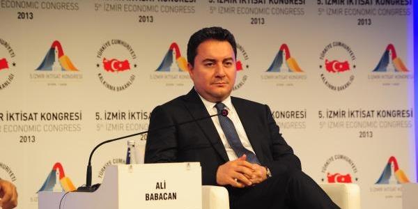 Babacan Ve Dünya Bankasi Başkani Kim, Panelde Buluştu