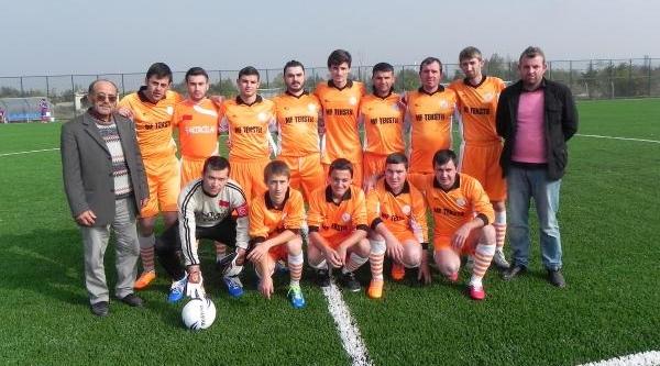 Babaeski Sinanli Belediyespor 6 Maçta 56 Gol Yedi