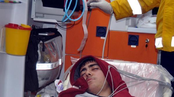 Babası Motorsikletini Satınca İntihara Kalkıştı