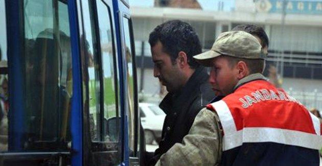 Babasını Öldüren Orhan Şimşek'in Olay Sonrası İlk Görüntüleri