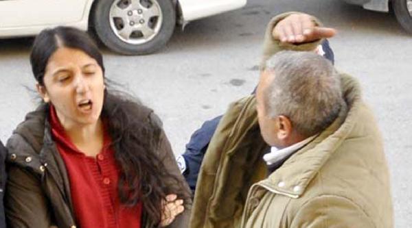 Babasının Tokatladığı Kız, Dhkp-c'den Gözaltında