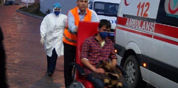 Bacağına Yapışan Keneyi Kendi Çikardi, Kkka Virüsü Kaptı