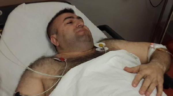 Bacanağı, Yerel Gazete Sahibi Ortağını Bacağından Vurdu