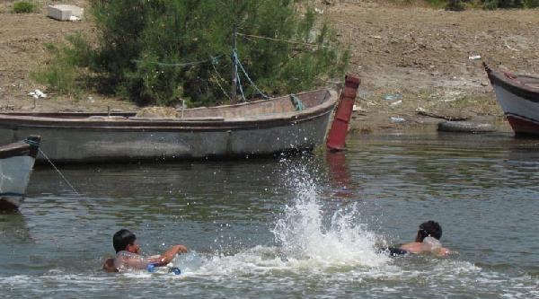 Bafa Gölü'nde Tehlike Çanlari