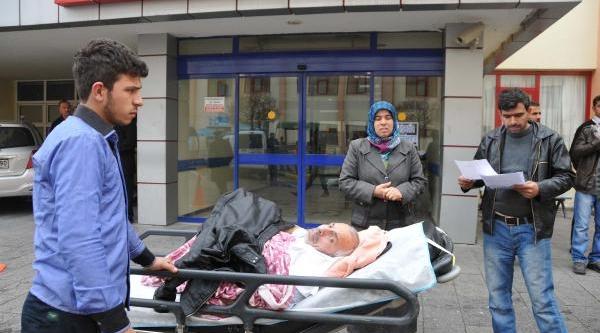 Bağ-Kur Borcu Var Diye Başka Hastaneye Sevk Edildi
