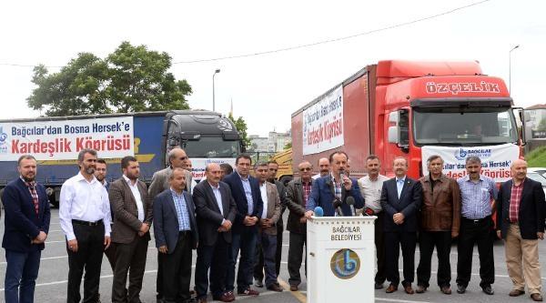 Bağcılar'dan Bosna Hersek'e Yardım