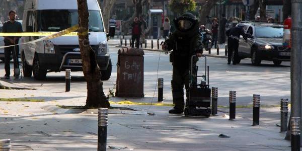 Bağdat Caddesi'nde Batarya Alarmi