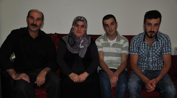 Bağdat'ta Mahsur Kalan 7 İşçi Ailelerine Kavuştu