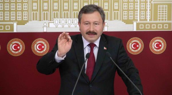 Bağımsız Kütahya Milletvekili İdris Bal, Tbmm'de Basın Toplantısı Düzenledi