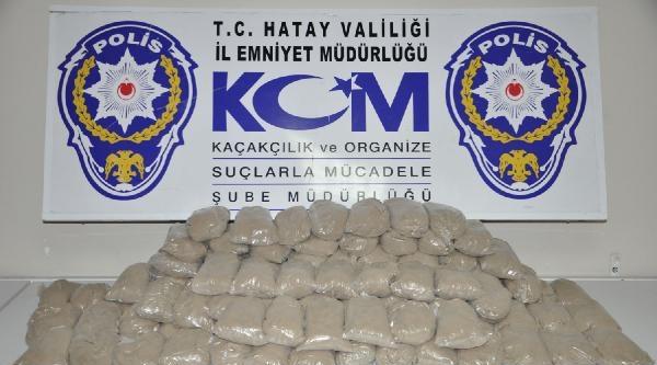 Baharat Paketlerinden 51 Kilo Eroin Çikti