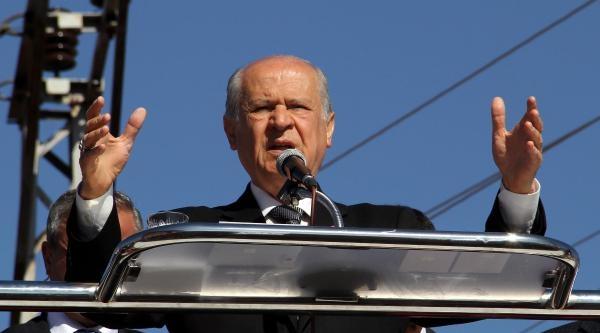 Bahçeli: 'akp Rüşvetle Türkiye'yi Boğdu  (2)