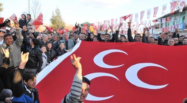 Bahçeli: Alo Kesintisi Olmazsa Antalya Bizim (2)