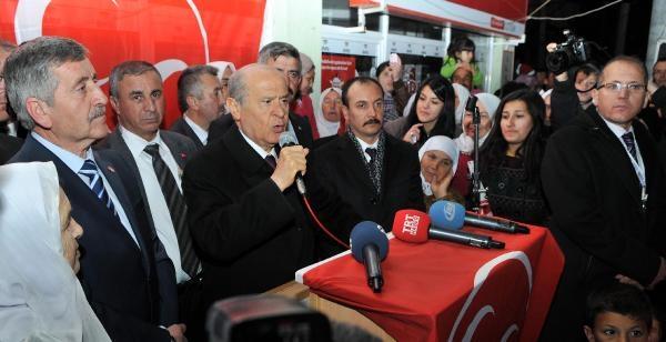 Bahçeli: Alo Kesintisi Olmazsa Antalya Bizim (4)