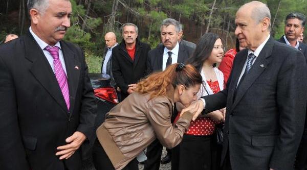 Bahçeli: Başbakan Cehalatinin Kurbani Olmuştur (2)