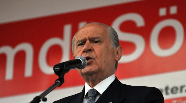 Bahçeli: Başbakan Şeref Yarışında Şerefsizlikle Kaybediyor (2)