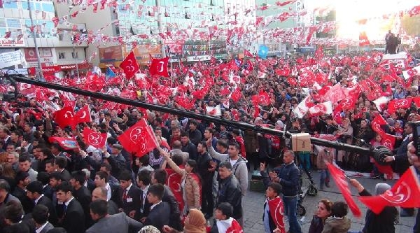 Bahçeli: Erdoğan'ın İktidarinda Yalan, Çalan Ve Talan Lobisi Faaliyette (2)