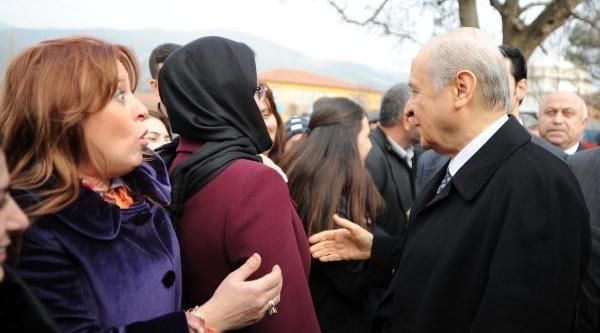 Bahçeli: Erdoğan'in Şeytanla Bile Ortaklik Kuracak Kadar Gözü Dönmüş