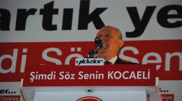 Bahçeli Eskişehir'de Konuştu: İlle De Mhp Diyeceğiz