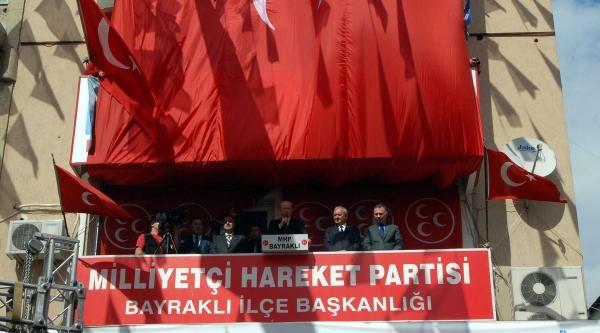Bahçeli: İzmirliler Akp'yi Çimdirsinler Bakalım Aklanlıyorlar Mı (2)