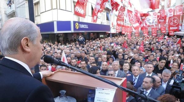 Bahçeli: İzmirliler Akp'yi Çimdirsinler Bakalım Aklanlıyorlar Mı (3)