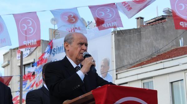 Bahçeli: İzmirliler Akp'yi Çimdirsinler Bakalım Aklanlıyorlar Mı (4)