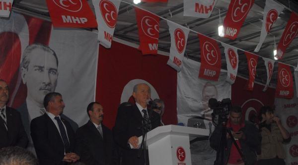 Bahçeli: İzmirliler Akp'yi Çimdirsinler Bakalım Aklanlıyorlar Mı (8)