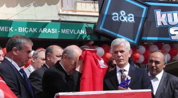 Bahçeli: İzmirliler Akp'yi Çimdirsinler Bakalın Aklanlıyorlar Mı