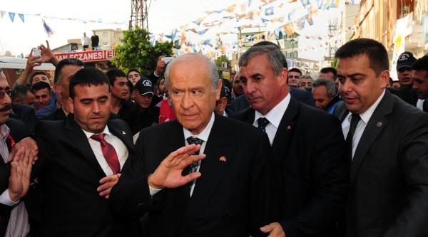 Bahçeli: Korku Bacayı Sarmış, Recep Tayyip Erdoğan Sen Bittin (5)